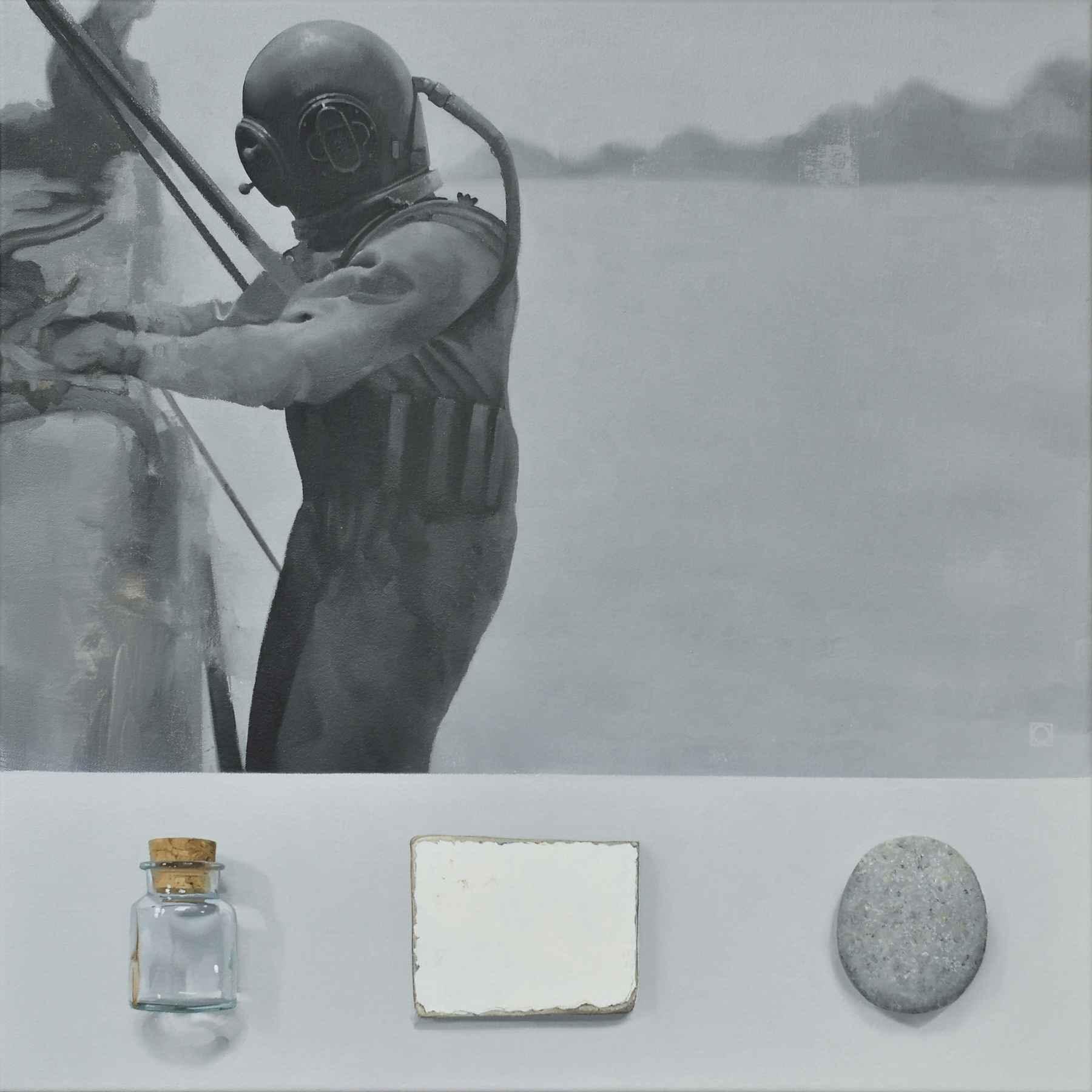 Surface by  Benjamin M Johnson - Masterpiece Online