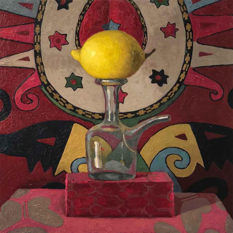 Talisman by  Melissa Hefferlin - Masterpiece Online
