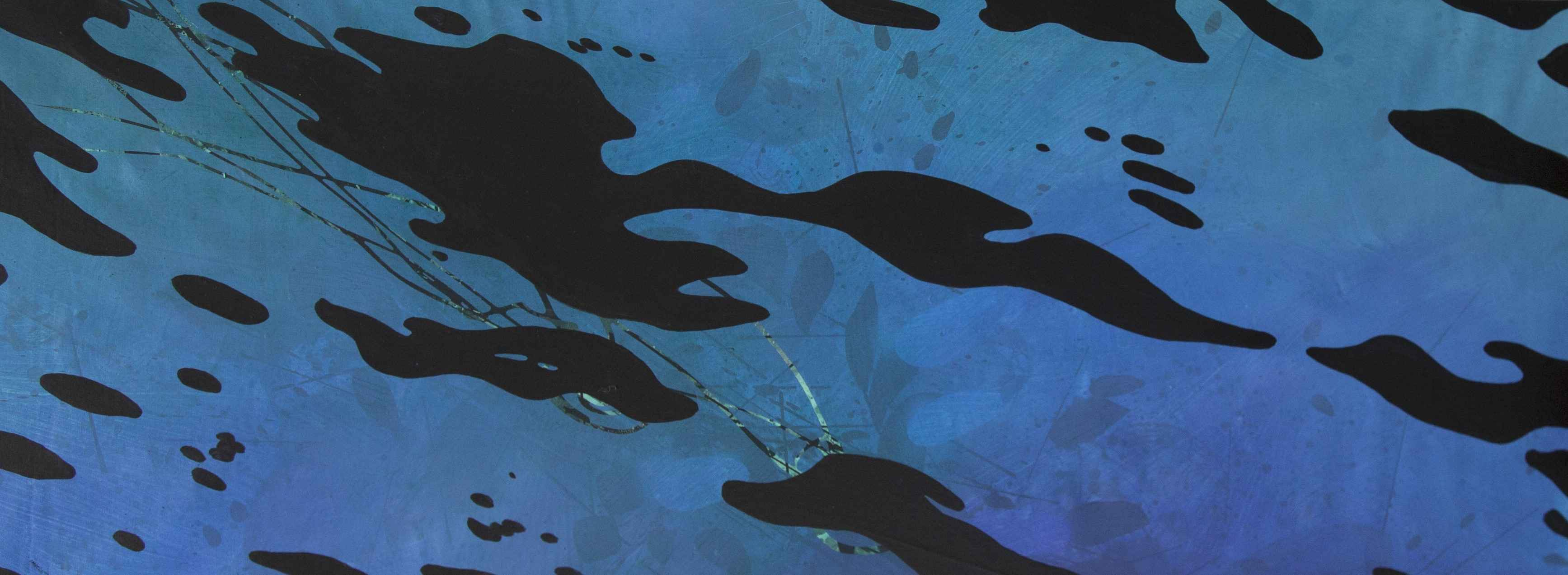 Deep Ocean III by  Curt Ginther - Masterpiece Online