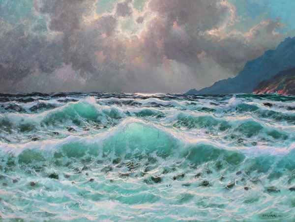 Mistral by  A Dzigurski II - Masterpiece Online