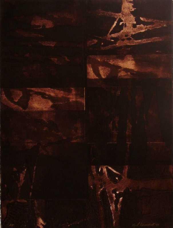Untitled Brown 2 by  Abigail Romanchak - Masterpiece Online