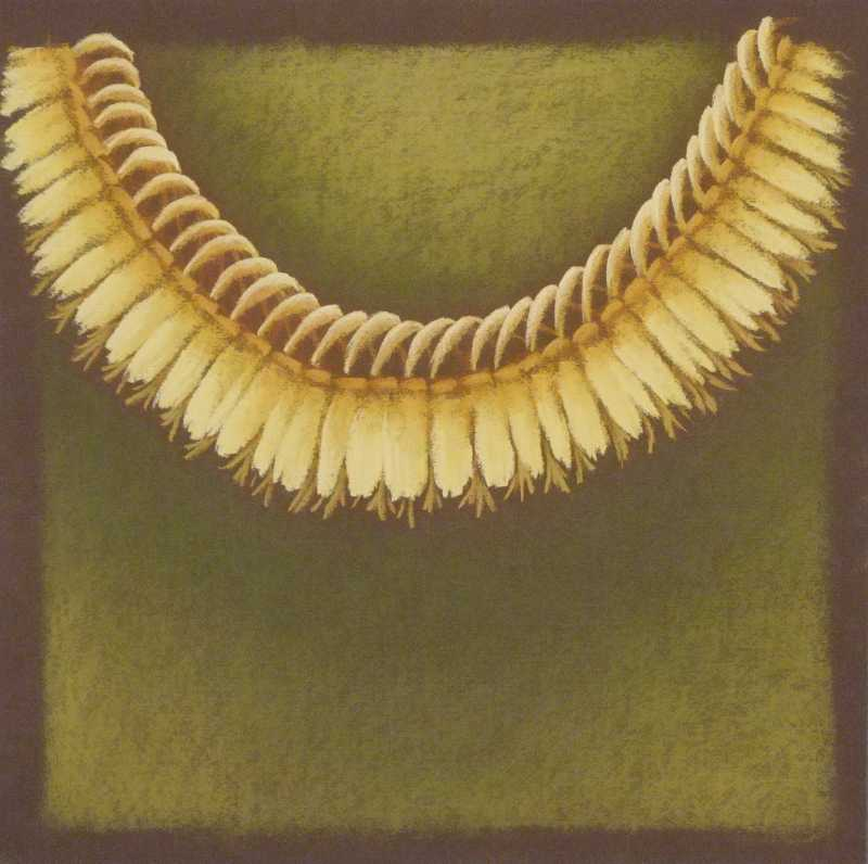 Micronesian On Green by  Shelley S. M. Miller - Masterpiece Online