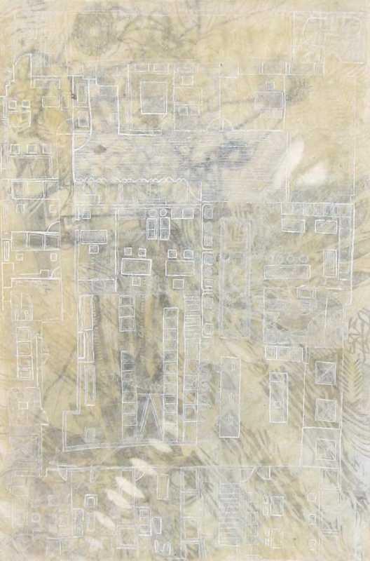 Diatom Layers by  Beth Uryaze - Masterpiece Online