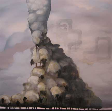 Sheep Stack II by  Matt Lively - Masterpiece Online