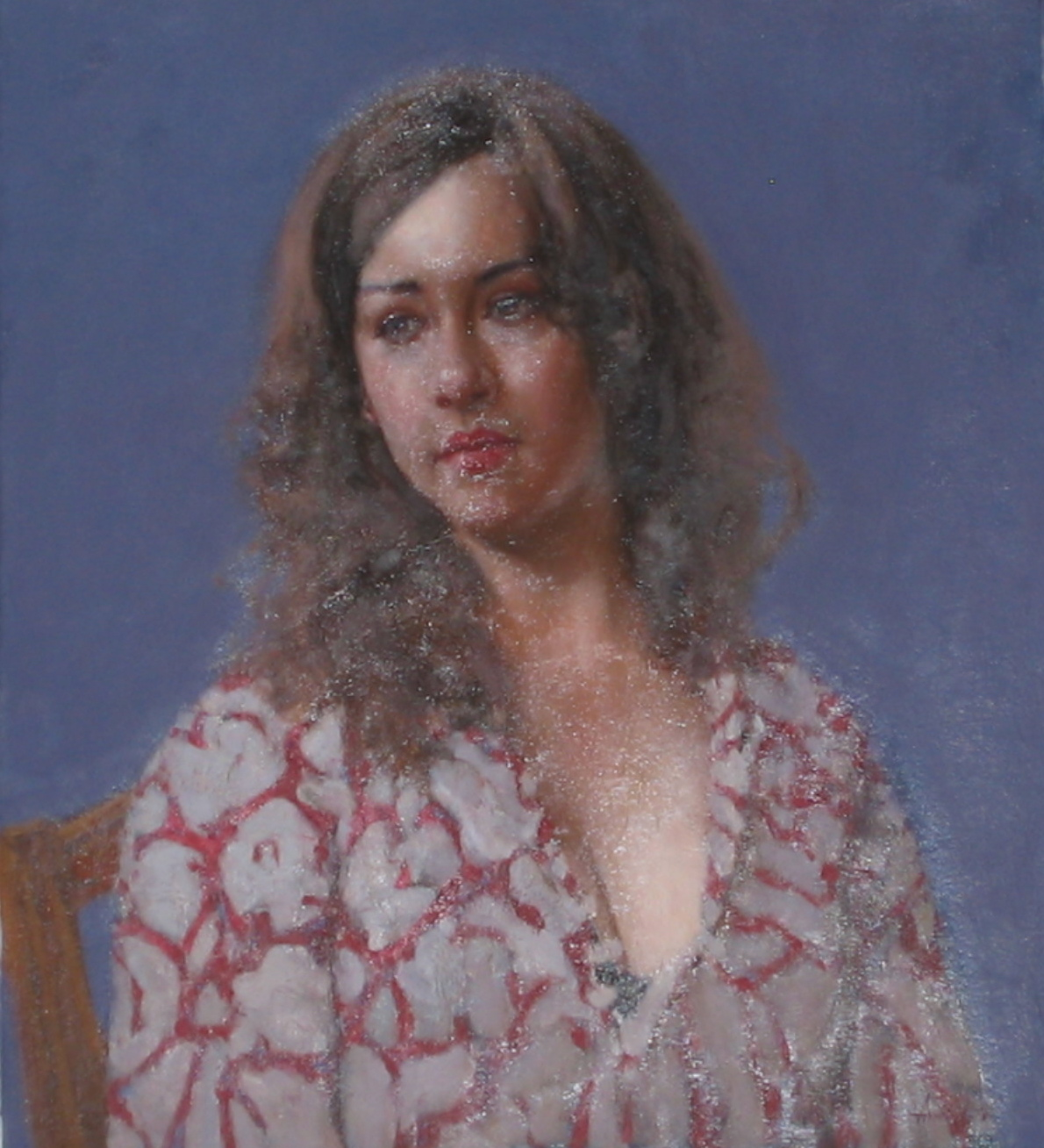 Joanna by  Daud Akhriev - Masterpiece Online