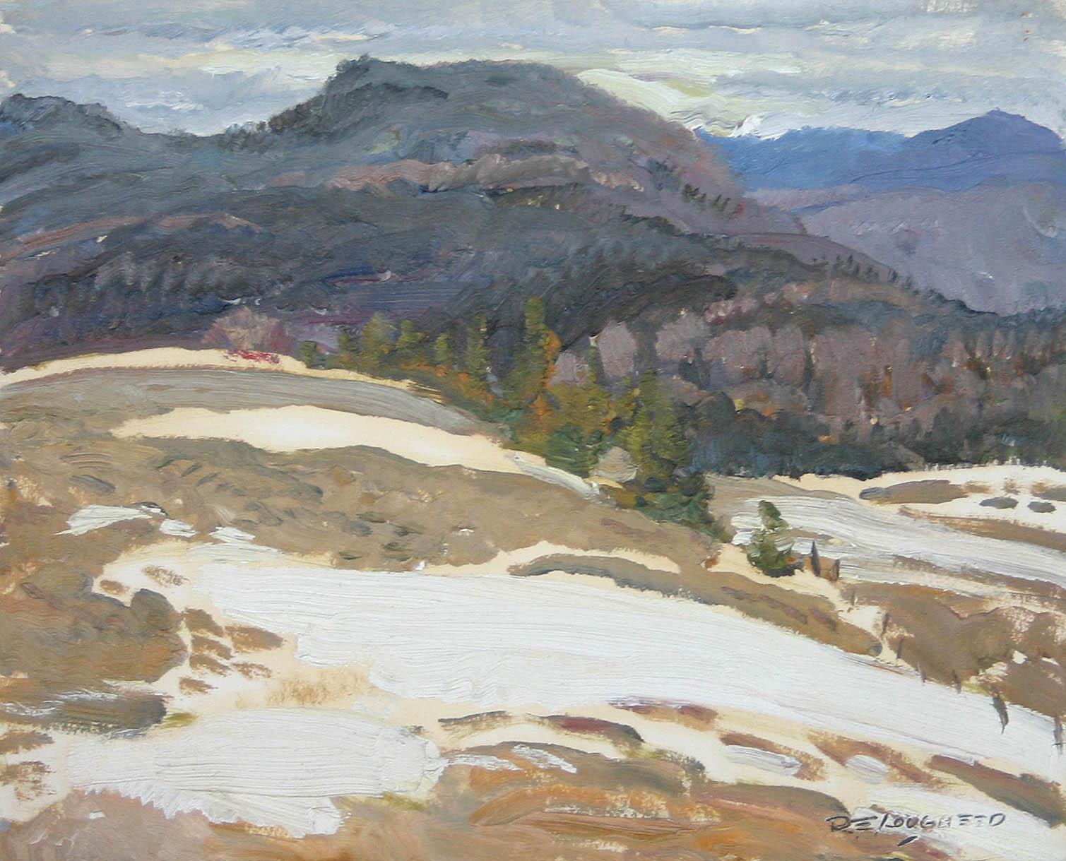Lac Beauport, Quebec by  Robert Lougheed - Masterpiece Online