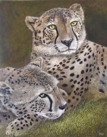 Pensive Moment by  Marietta Bajer - Masterpiece Online