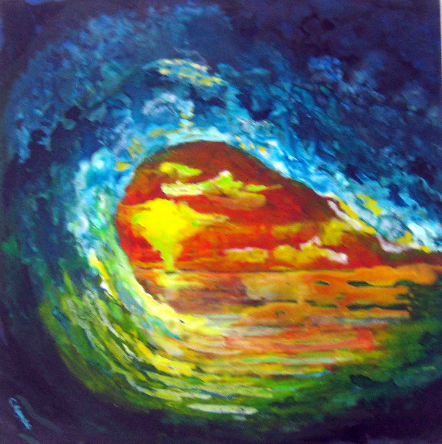 Wave At Sunset by Ms Carole Chandler - Masterpiece Online