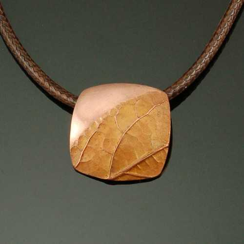 PRE1338 Pendant Coppe... by  Pam East - Masterpiece Online