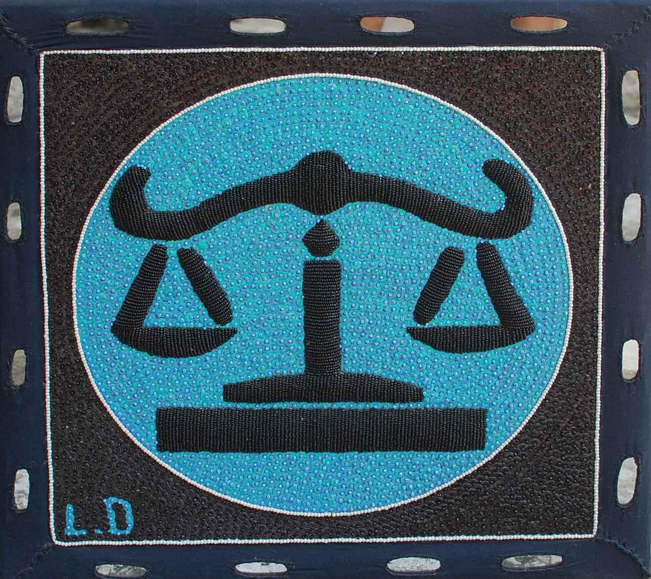 Justice by  Dubreus LHERISSON - Masterpiece Online