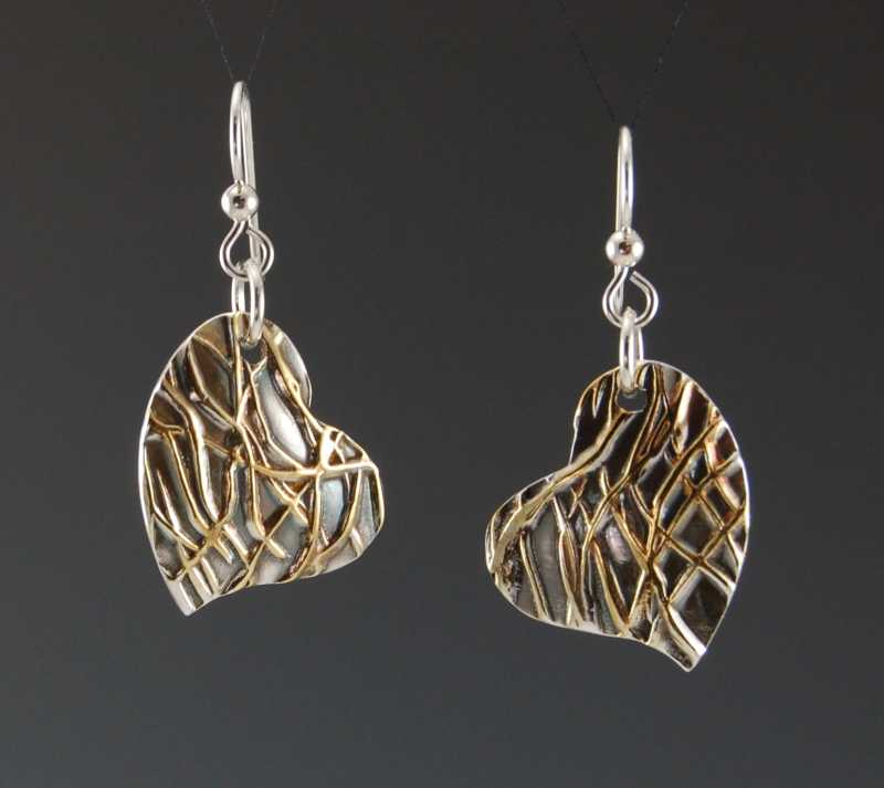PRE855 Fine Silver Ea... by  Pam East - Masterpiece Online