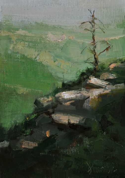 Solo by  Johanna Harmon - Masterpiece Online