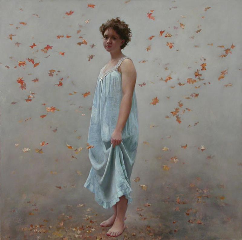 October by  Daud Akhriev - Masterpiece Online