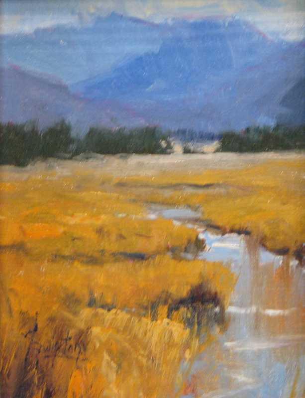 Meandering Gold by Mr Doug Swinton - Masterpiece Online