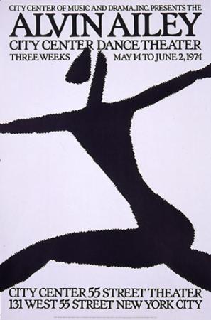 Alvin Ailey by  Michael  Hampton - Masterpiece Online
