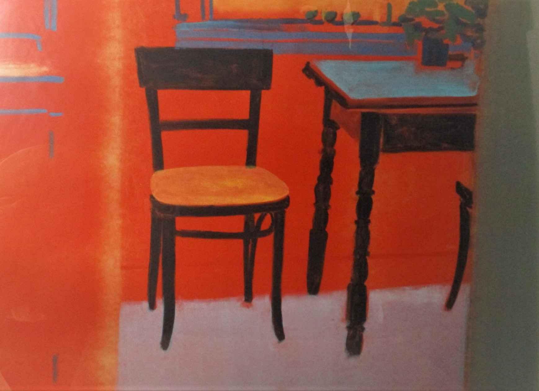 Untitled ( kitchen ch... by  Stephen Hayes - Masterpiece Online