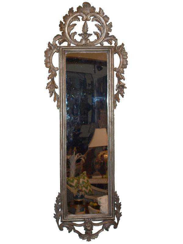 Silvergilt Mirror by  Italian  - Masterpiece Online