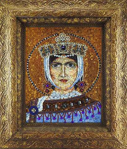 Saint Eudoxia by  Cassie Edmonds - Masterpiece Online