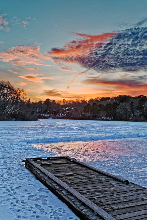 Twilight Ice by  Michael Stimola - Masterpiece Online