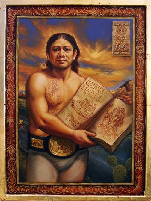 Aganyu by  Patrick McGrath Muñiz - Masterpiece Online