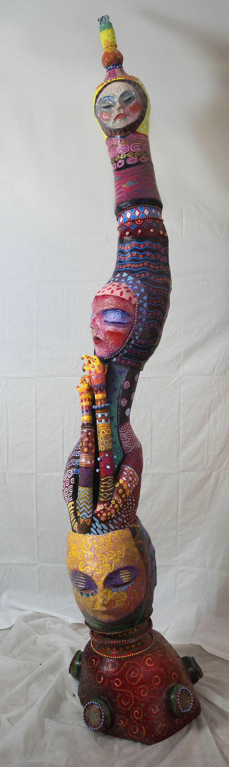 Flight of Fancy Totem by  Greg Carter - Masterpiece Online