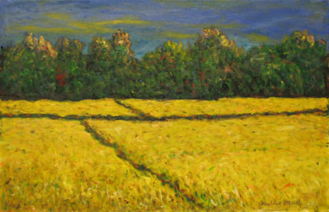 Almost Harvestime by  Andres  Morillo - Masterpiece Online