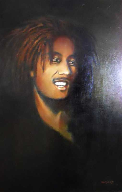 Marley 2 by Mr. Vincent Castellanet - Masterpiece Online