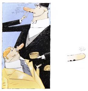 Monsieur Vouse Avez U... by  Martin Matje - Masterpiece Online