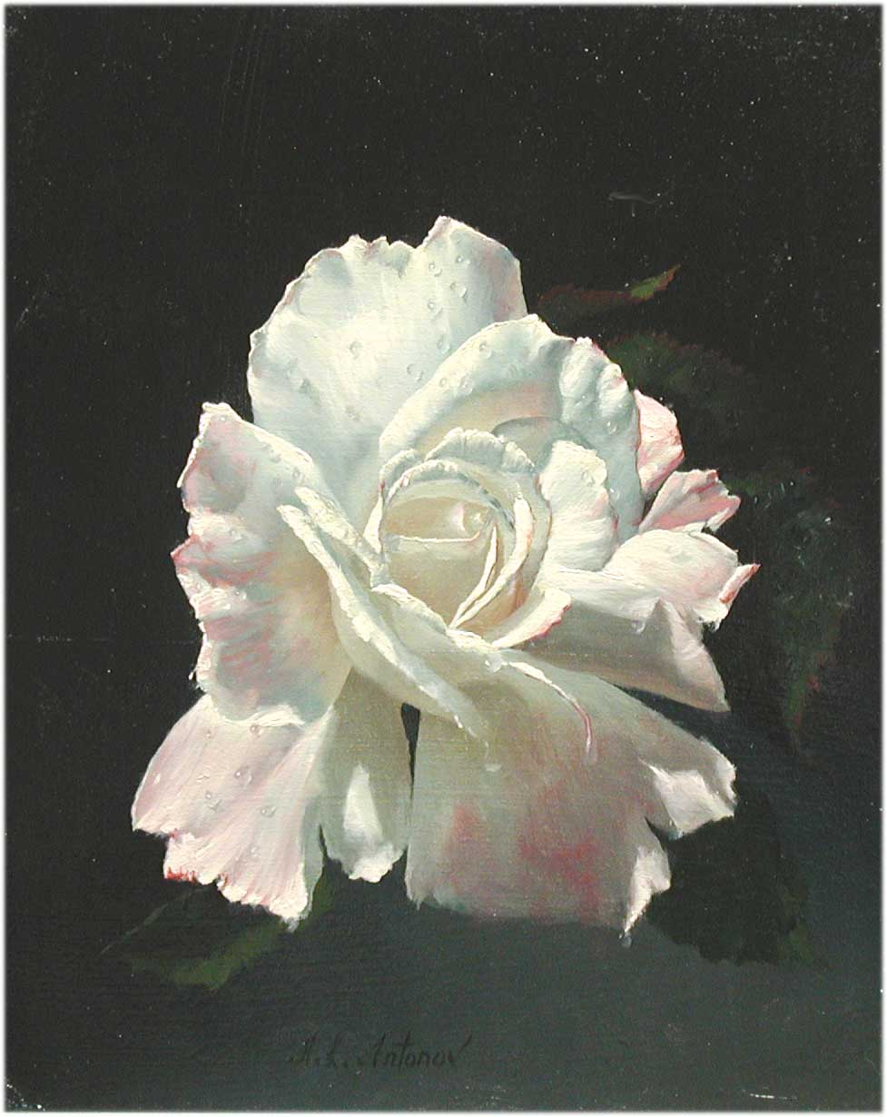 A hint of Pink by  Alexei Antonov - Masterpiece Online