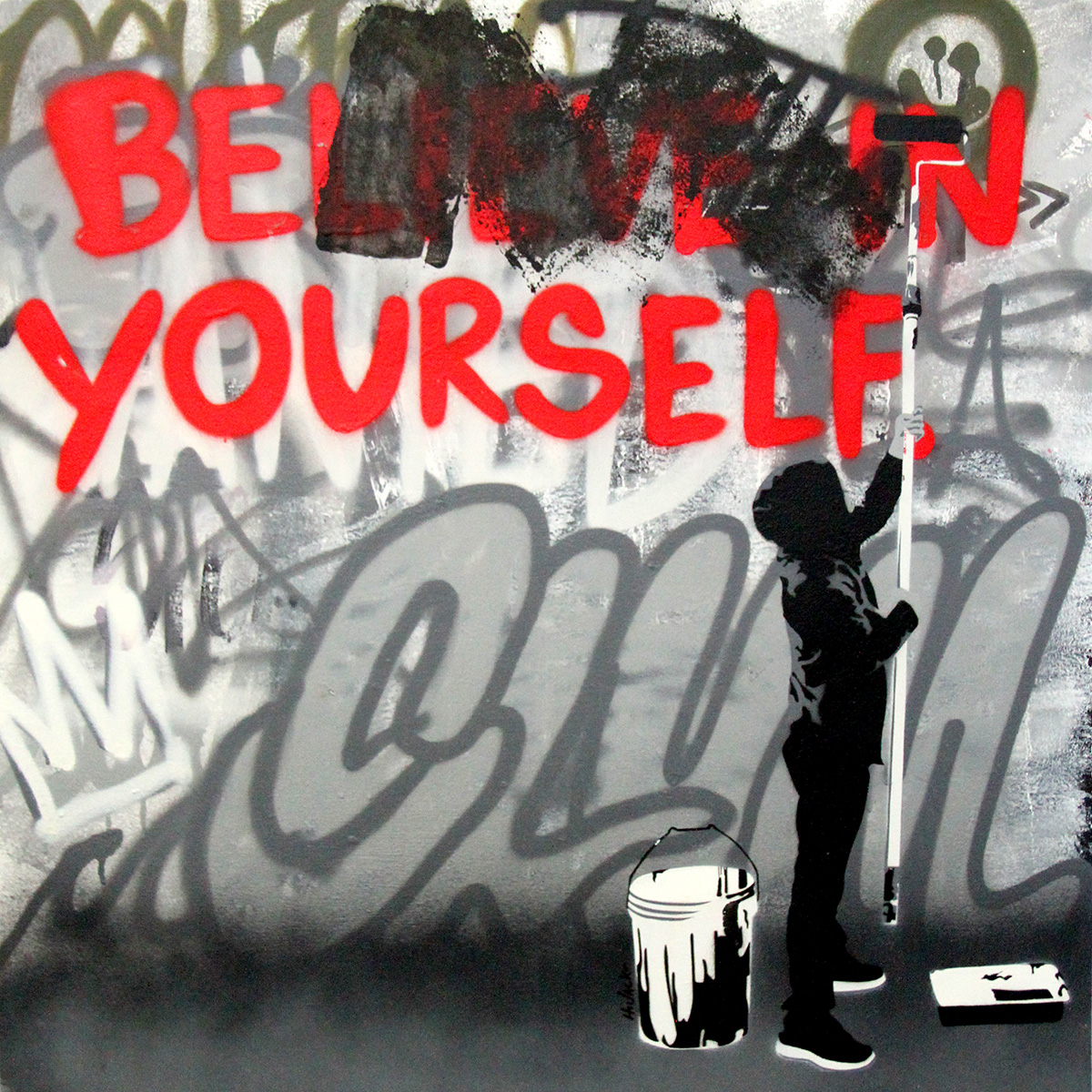 Be Yourself by  Hijack  - Masterpiece Online