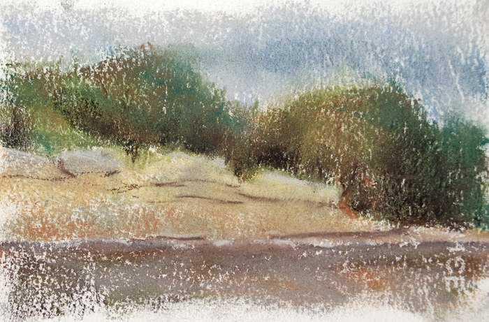 Brazos River,  Cliff by Mr Mark Stewart - Masterpiece Online