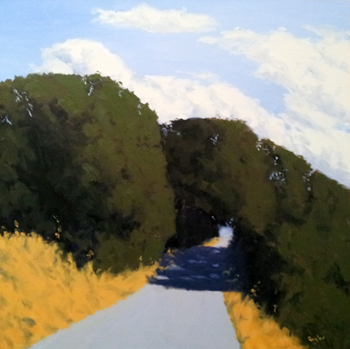 Oak Tunnel by  Donald  Craghead - Masterpiece Online