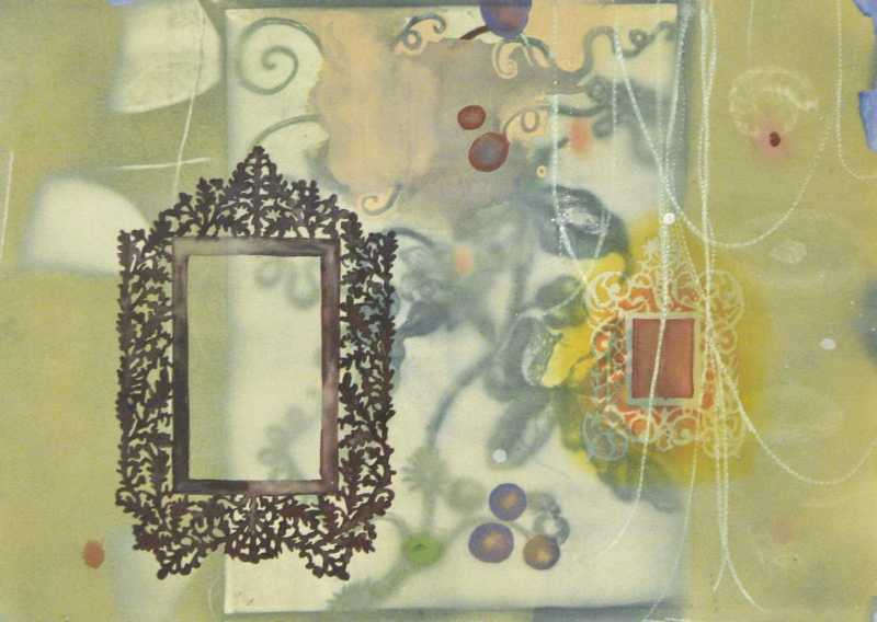 Mirrors by  Pamela Longobardi - Masterpiece Online