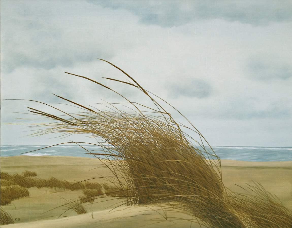 Winter Wind by  Kib Bramhall - Masterpiece Online