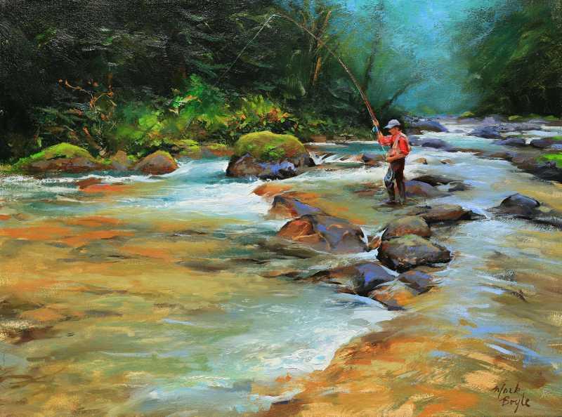 Fishing Amongst the B... by Mr Mark Boyle - Masterpiece Online