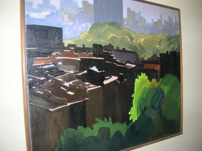 Morningside View Summ... by  William Clutz - Masterpiece Online