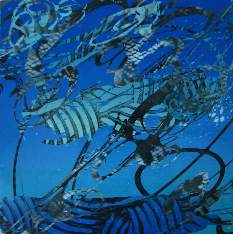 Kaimana Winter Power 8 by  Curt Ginther - Masterpiece Online