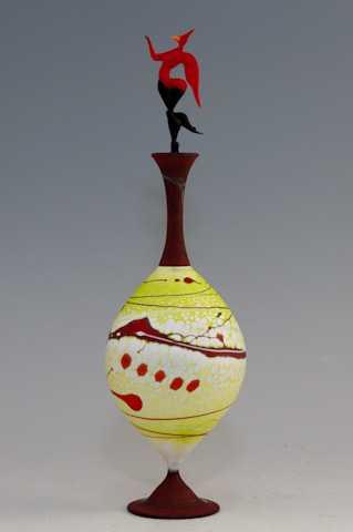Cardinal Incalmo Bott... by  Shane Fero - Masterpiece Online