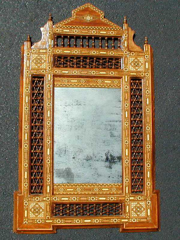 Arabesque Mirror by  Anglo Indian  - Masterpiece Online