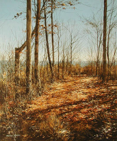 Mountain Top Clearing by  Michael Wheeler - Masterpiece Online
