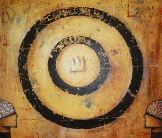 LUCHA DE PODER by Mr. LAZER FUNDORA - Masterpiece Online