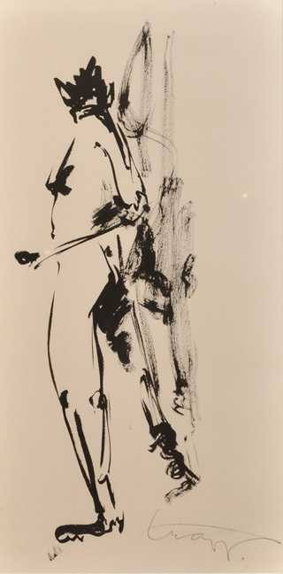 Figure by  Wayne Trapp - Masterpiece Online
