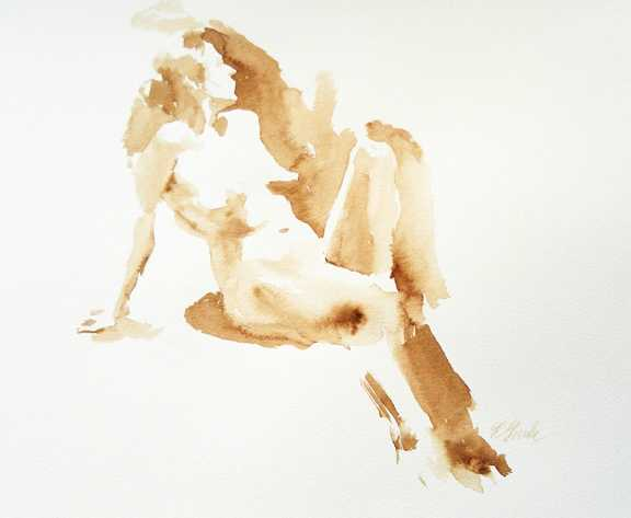 Monday Conversation by  Roberta Goschke - Masterpiece Online