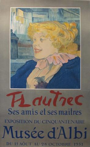 Ses Amis et ses Maitr... by  Henri de Toulouse-Lautrec - Masterpiece Online