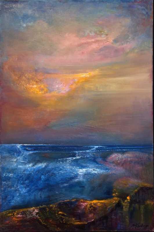 Extreme Horizon by  Patricia Kaufman - Masterpiece Online