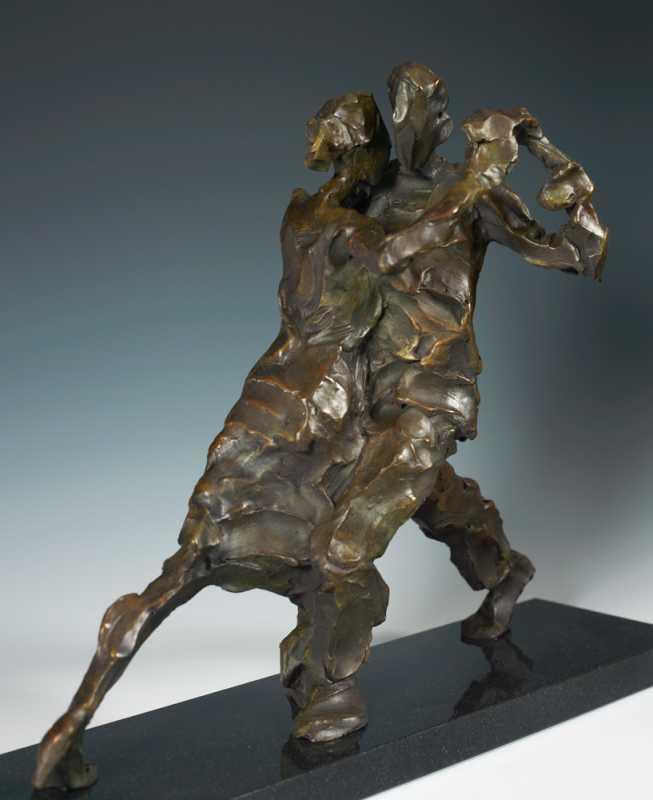 Tango #4/17 by Ms. Jane DeDecker - Masterpiece Online