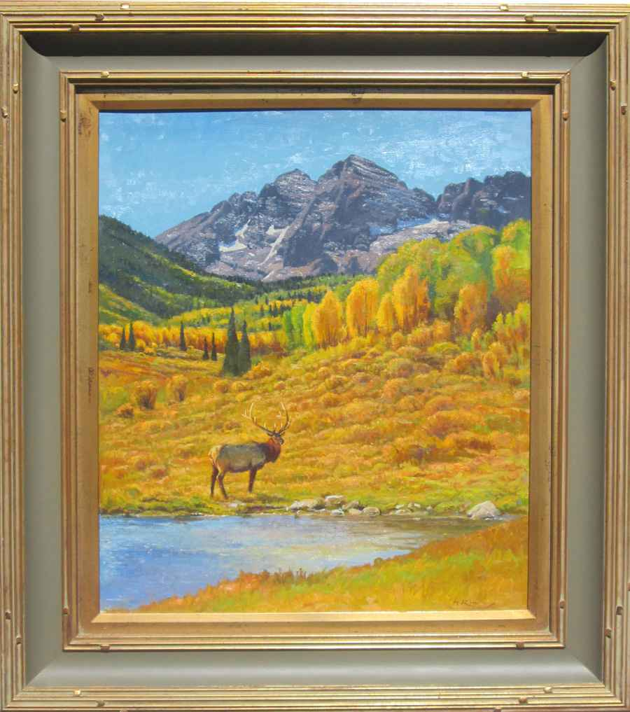 Rocky Mountain Splend... by  Michael Romney - Masterpiece Online