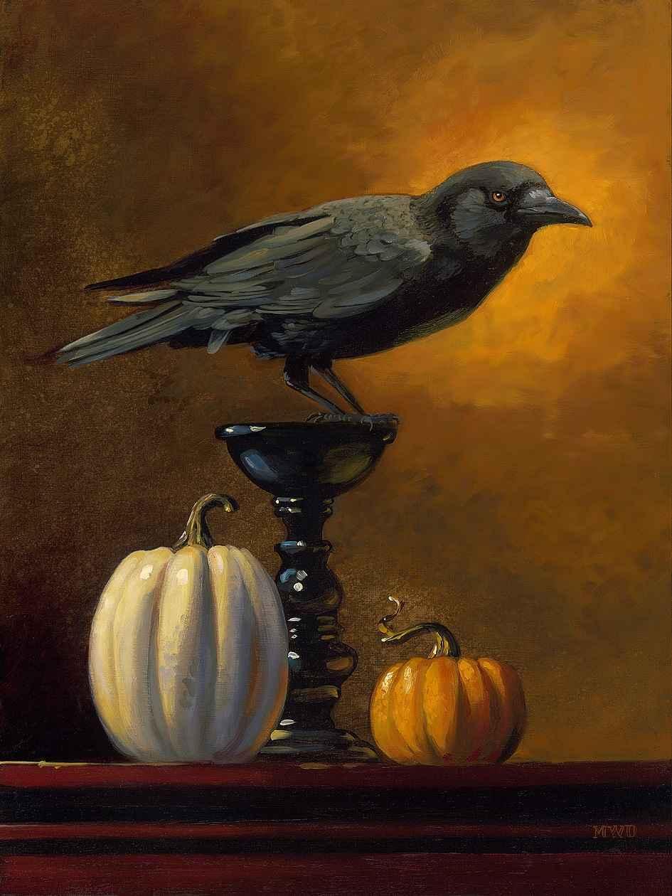 Autumn Sentinel  by  Michelle Waldele