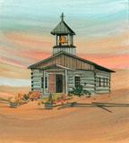 DP-ONE ROOM SCHOOLHOU... by  P. Buckley Moss  - Masterpiece Online