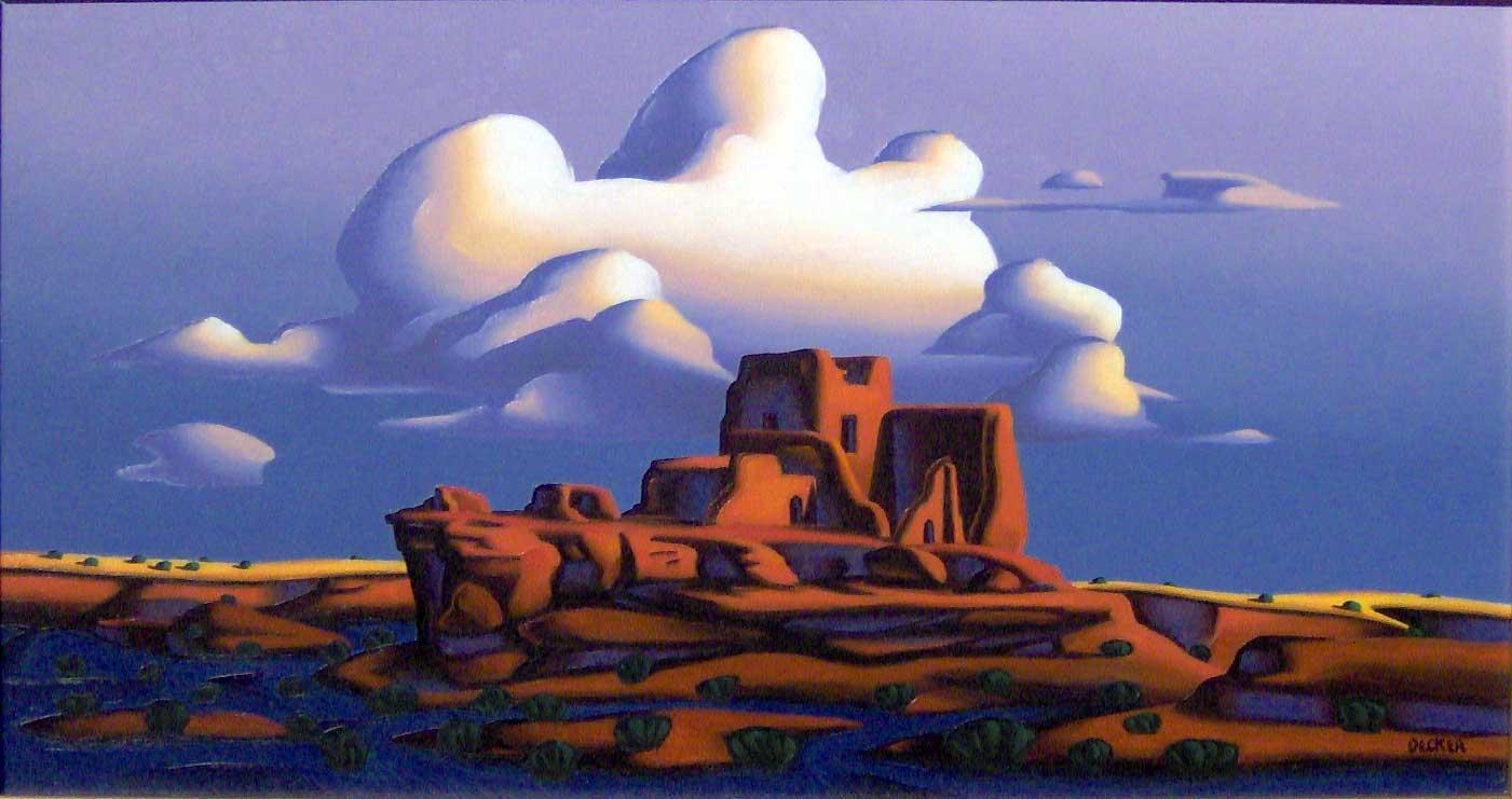 Wukoki Ruin by  Art Decker - Masterpiece Online